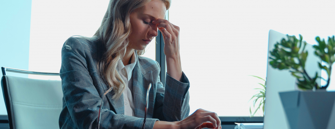 What Career Issue is Stressing You Out?
